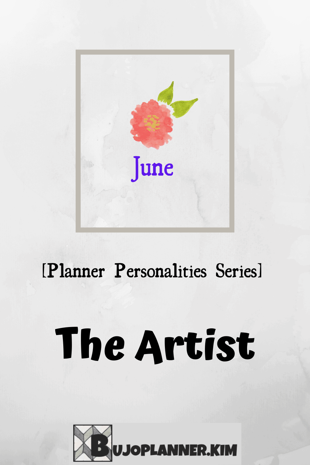 planner personality series