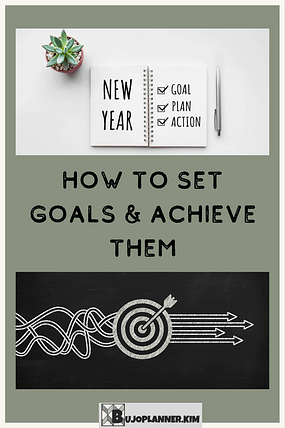 how to set goals goal setting achieve accomplish